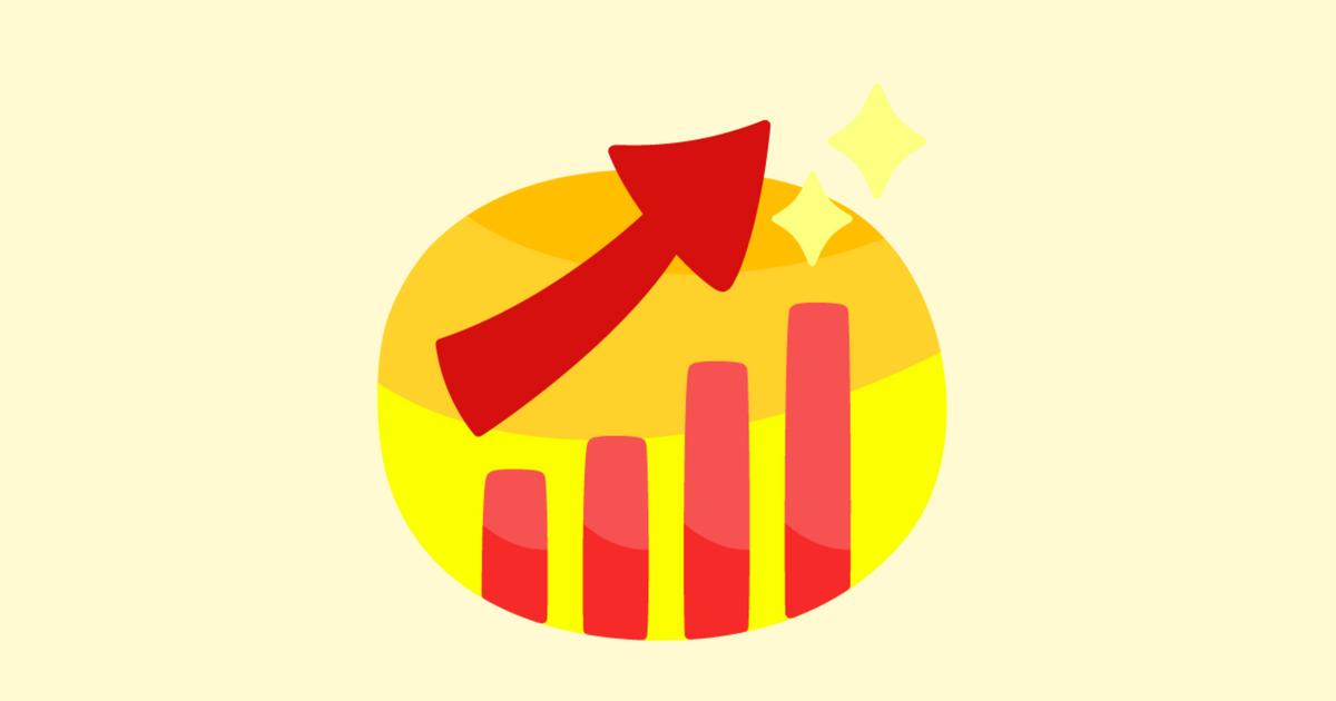 7週目PV数・収入
