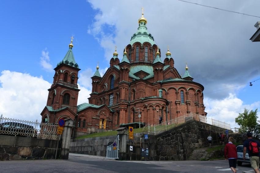 ヘルシンキの教会