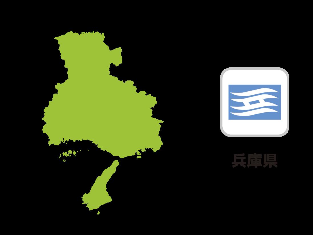 兵庫県のカップラーメン