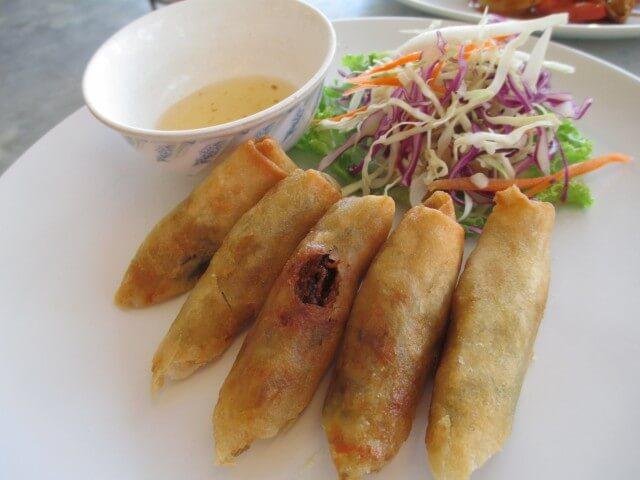 チャン島で食べた料理②