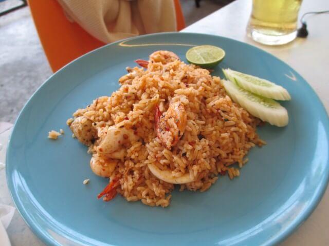 チャン島で食べた料理③