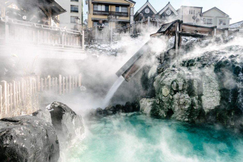 温泉の種類